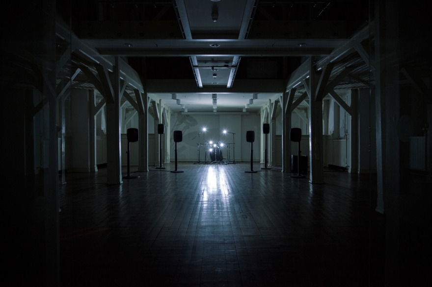 Parhelia Installasjon Atelier Nord ANX - Amund Ulvestad